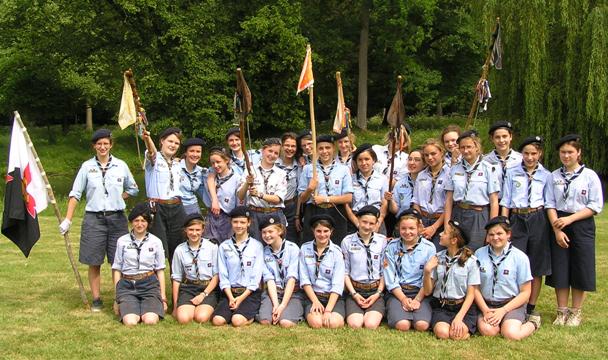 WE à Amiens avec les patrouilles de Soissons, de Boulogne-sur-Mer et Etaples ; mai 2011