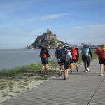 l'Impala 2e Bougival découvre le Mont Saint Michel