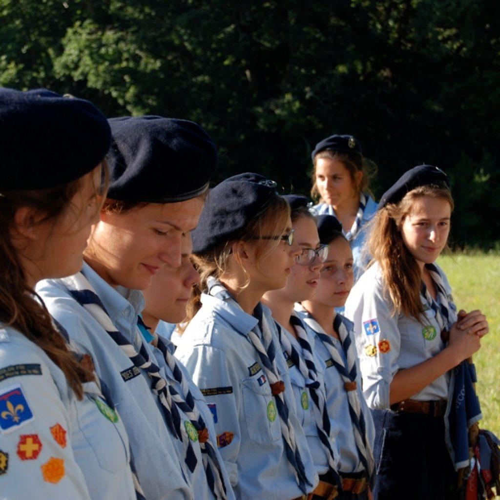 remise insignes ALtaïr 4e Toulon